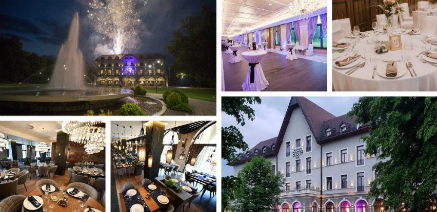 Doživite nezaboravan doček Nove godine u Hotelu Austria & Bosna