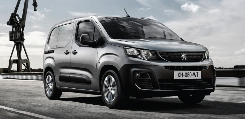 Za sve vaše poslovne potrebe izaberite Novi Peugeot Partner