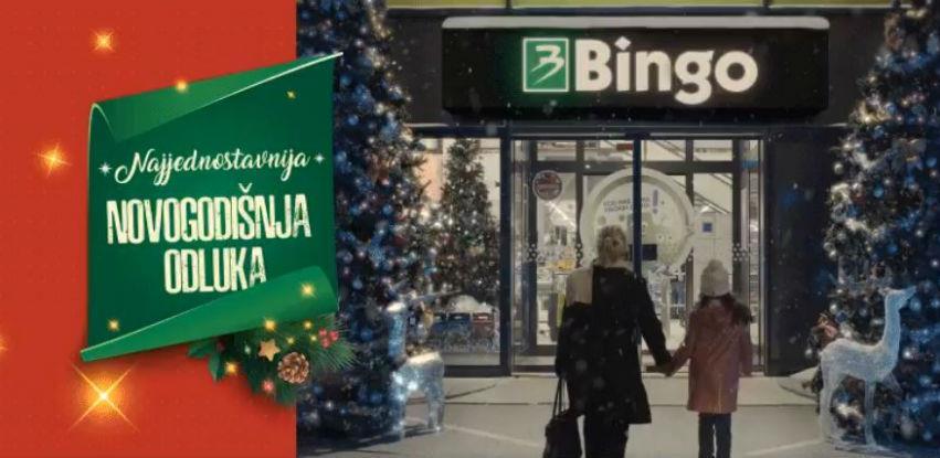Bingo - najjednostavnija novogodišnja odluka (Video)