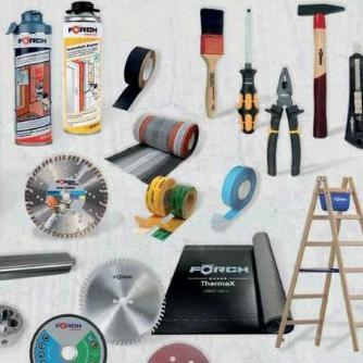 Forch program radioničke opreme u ponudi firme Jasmin M