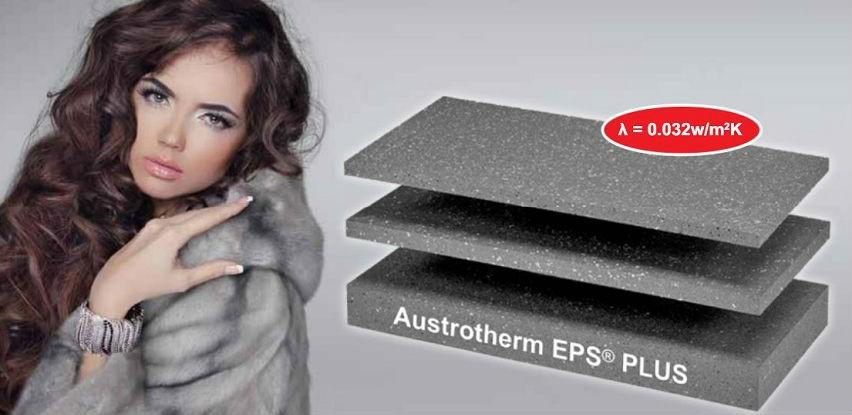 Termoizolacija sa vrhunskim performansama - Austrotherm EPS AF PLUS