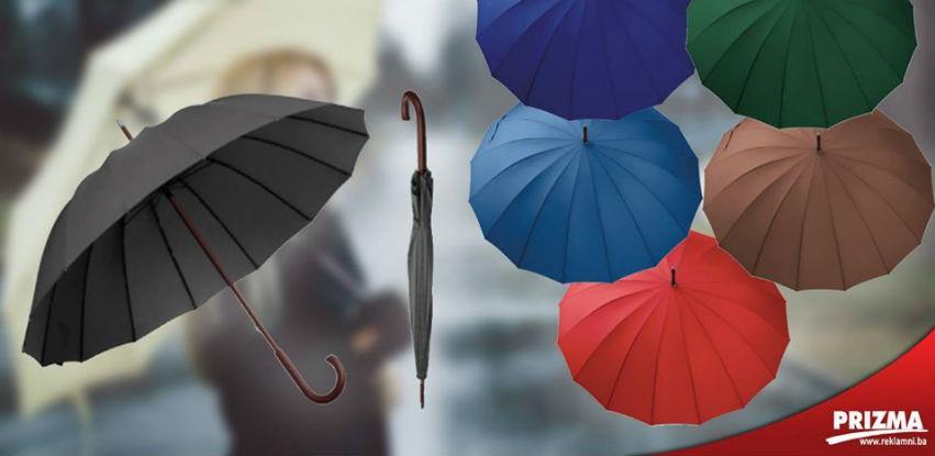 Zašto su kišobrani omiljeni reklamni materijal?