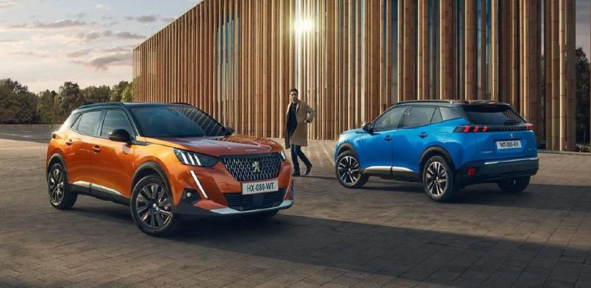 Upoznajte novi SUV Peugeot 2008