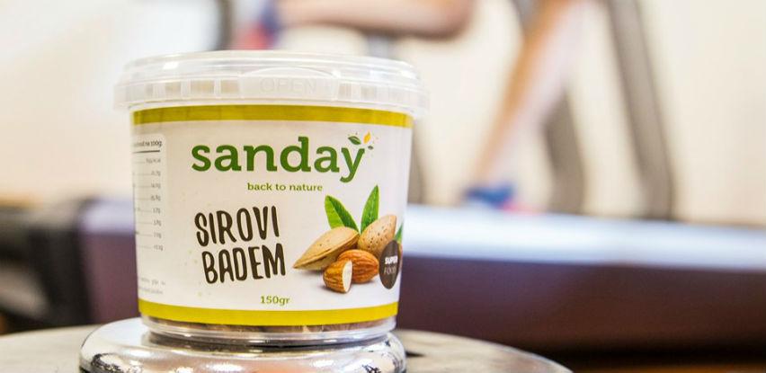 Sanday bademi za zdravo srce - Hrana za sportiste i rekreativce