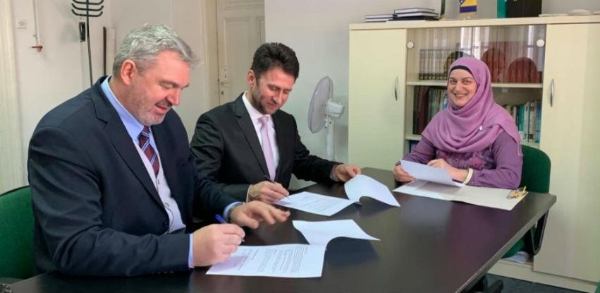 Ured za društvenu brigu i Islamic Relief potpisali memorandum o saradnji