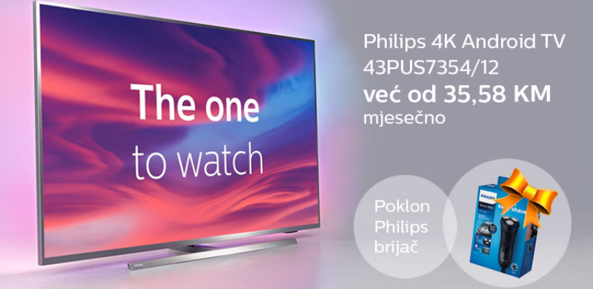 Super poklon uz kupovinu Philips TV uređaja!