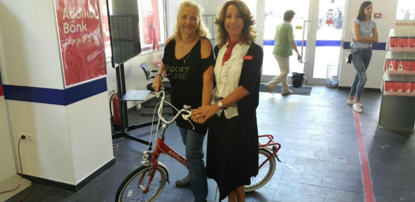 Uručeno 66 bicikala za najsretnije klijente Addiko Banke