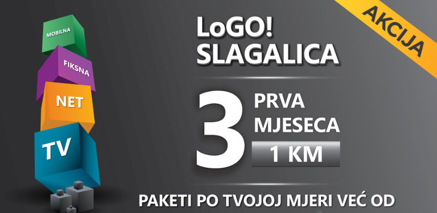 Neka praznici počnu ranije: LoGO! Slagalica tri prva mjeseca po 1 KM