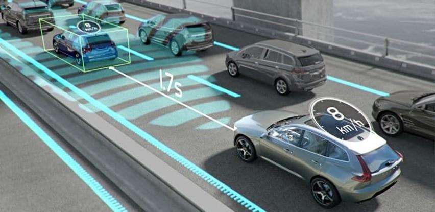 Unaprijedite svoj Volvo najnovijom sigurnosnom tehnologijom