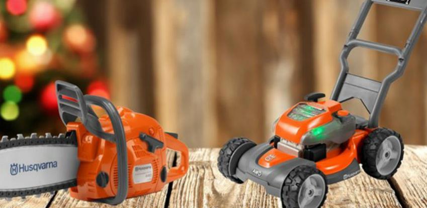Husqvarna igračake za male majstore