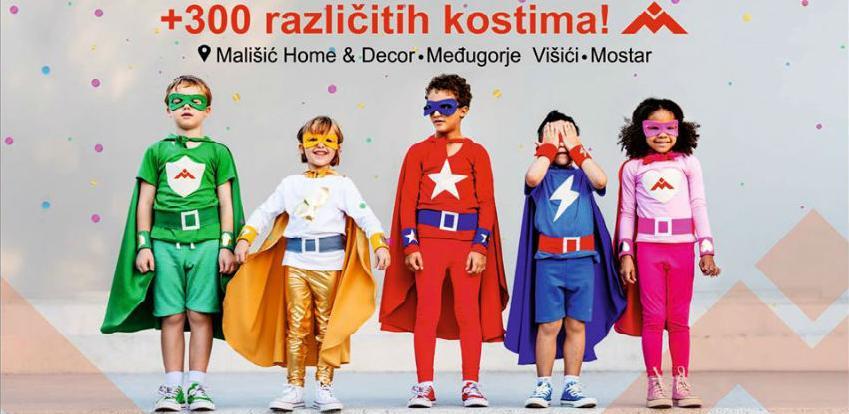 Posjetite Mališić Home & Decor i pretvorite se u vaš lik iz mašte!