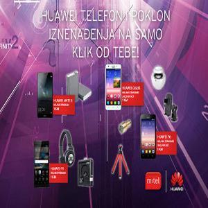Nove Moj Mix tarife uz vrhunske Huawei uređaje