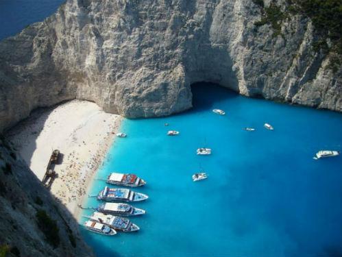 Zakintos raj za turiste - Dijamant jonskih ostrva