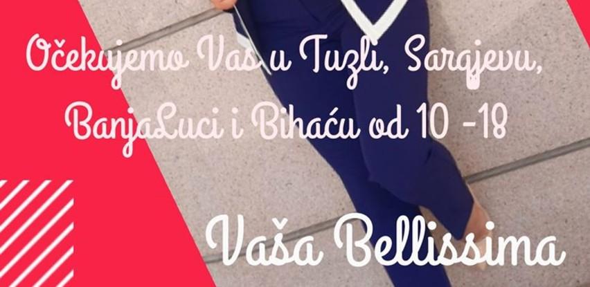 Bellissima otvorila vrata svojih poslovnica