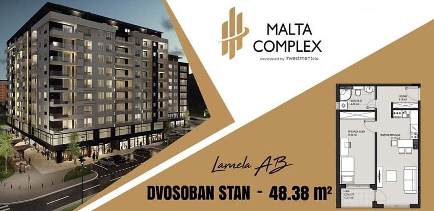 Gallery predstavlja: Vaš novi dom u novoj lameli AB MaltaComplex!