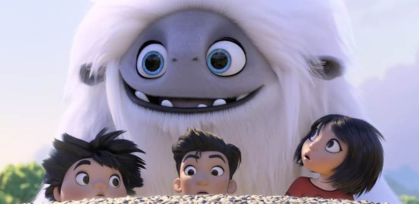 Ekran vas nagrađuje ulaznicama za projekciju Jeti snježni čovjek