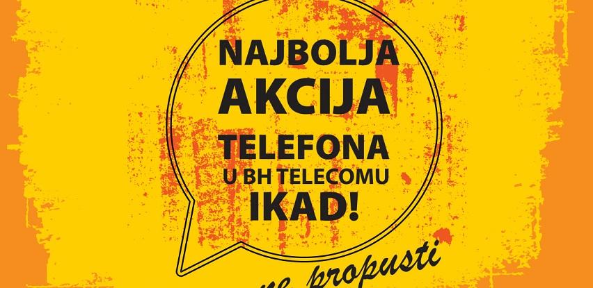 Neodoljiva AKCIJA u BH Telecomu!