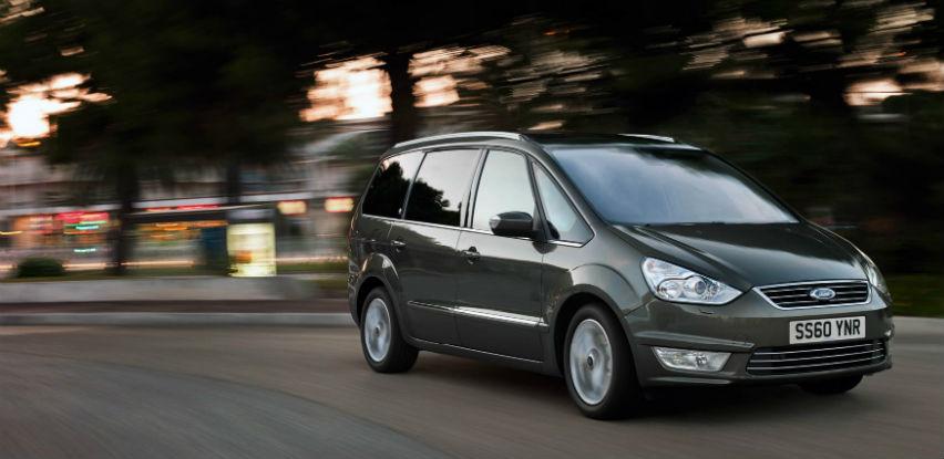 Ford Galaxy - Putujte prvom klasom svaki dan!
