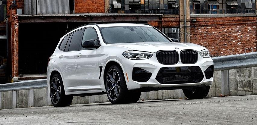 BMW X3 M Competition: Snažni sportaš s nezaustavljivom izdržljivošću