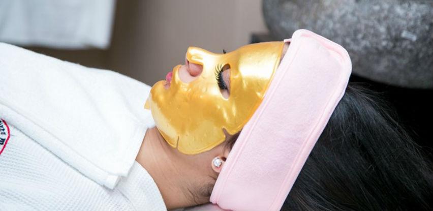 Tretman lica sa zlatnim kolagenom za podmlađivanje i čišćenje lica