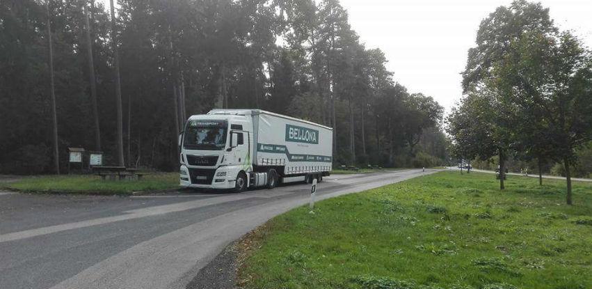 Almy Transport spaja Bosnu i Hercegovinu i Evropu
