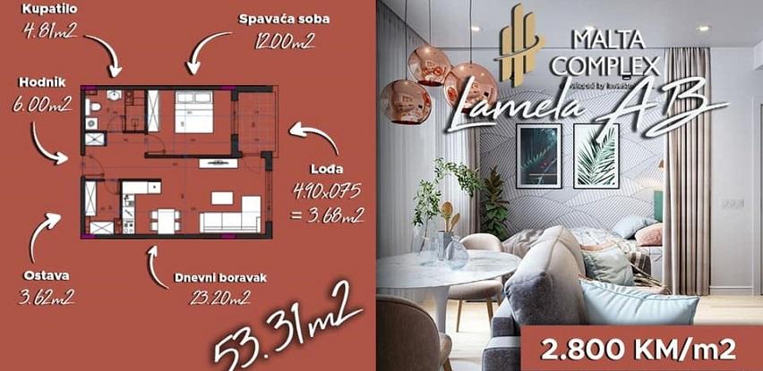 Malta Complex Lamela AB - mjesto koje će na prvi pogled postati Vaš najdraži dom