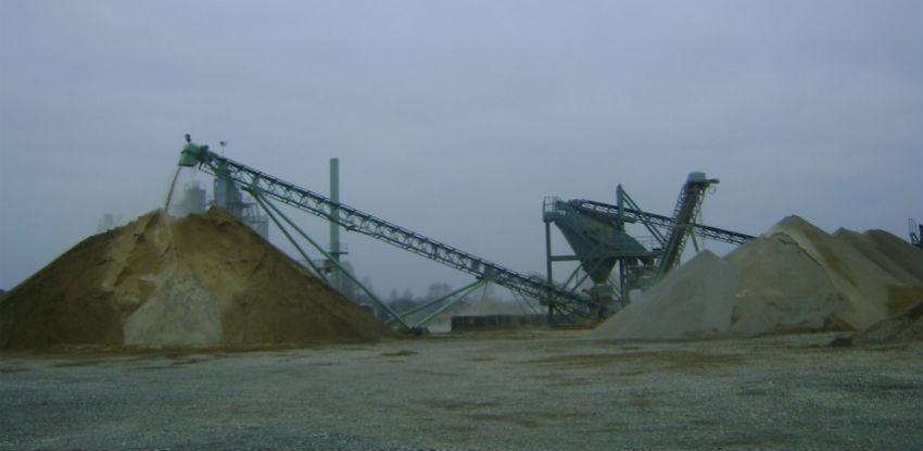 Za Vašu kvalitetnu gradnju: Separacija riječnog šljunka firme Hidro-Kop