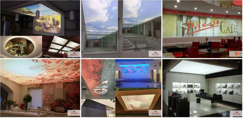 Sa Kollygrafom uplovite u svijet rastezljivih plafona i zidova