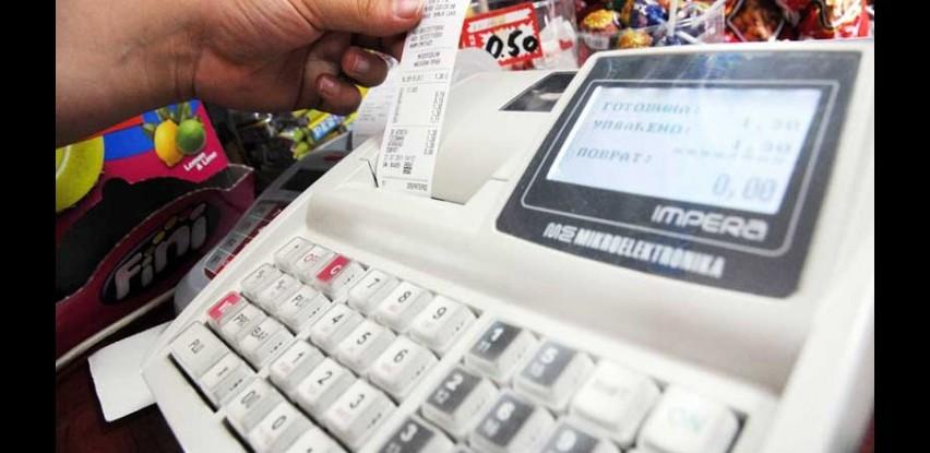 Fiskalna kasa-printer ME K20 zadovoljava potrebe za brzim i pouzdanim radom