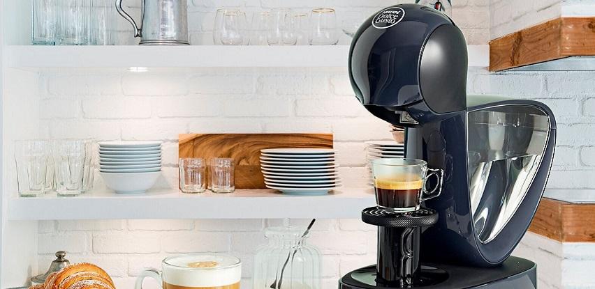 Akcija u ŽAD Store: Kafe aparat Dolce Gusto Infinissima Black