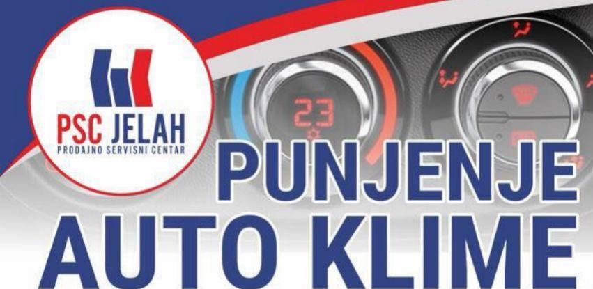 Akcija na punjenje auto klime u PSC Jelah