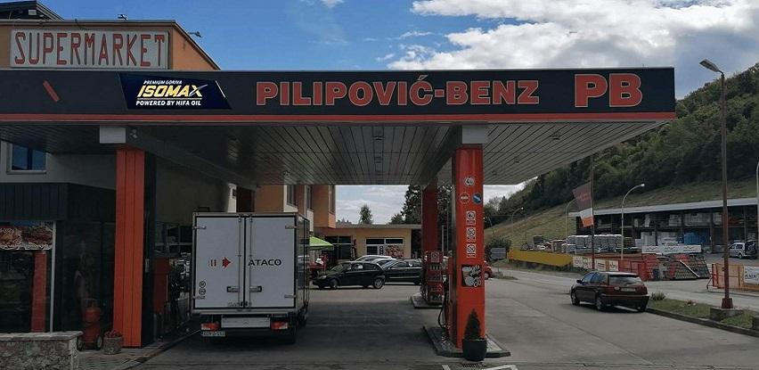 Pilipović-benz je novi ISOMAX partner