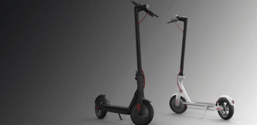 R&S olakšava odlazak na posao sa XIAOMI električnim romobilom