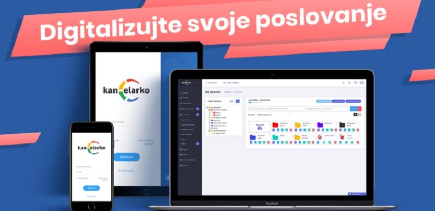 Kancelarko - Vaša digitalna kancelarija