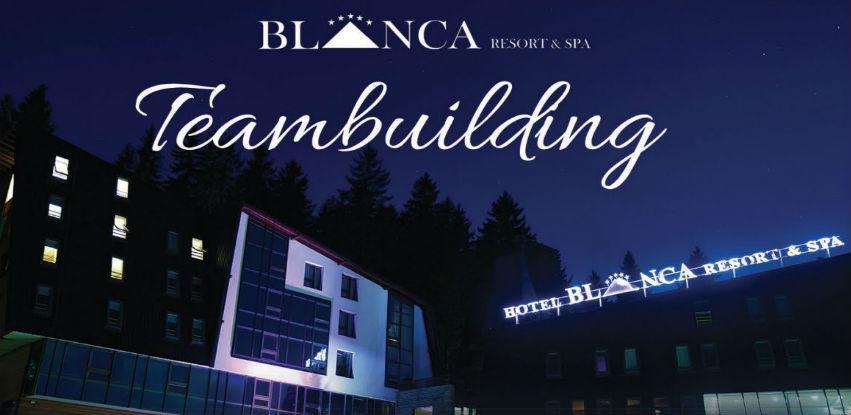 Proljetni Teambuilding u Hotelu Blanca idealan izbor