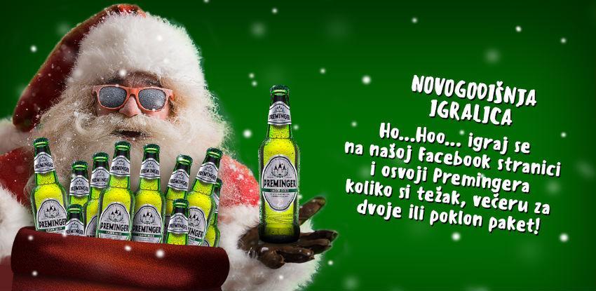 Osvoji piće za novogodišnju feštu!