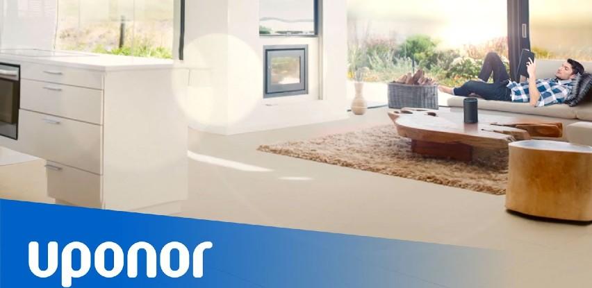 Uponor - jednostavna i pouzdana rješenja za instalaciju grijanja i hlađenja