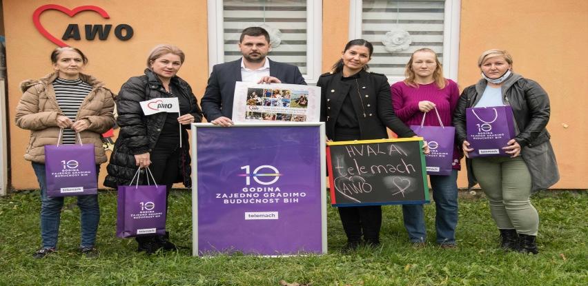 Telemach BiH svoj deseti rođendan proslavlja i u Sanskom Mostu