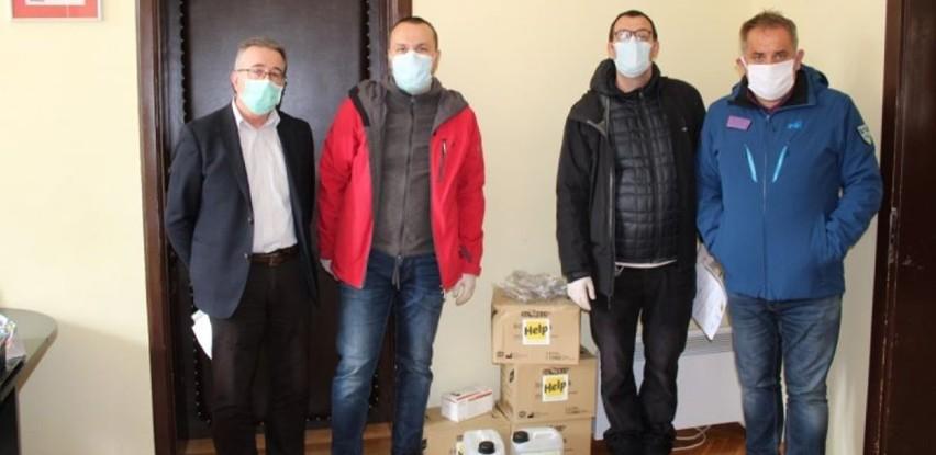 Help isporučio donaciju medicinske opreme Gradu Goražde i Općini Konjic
