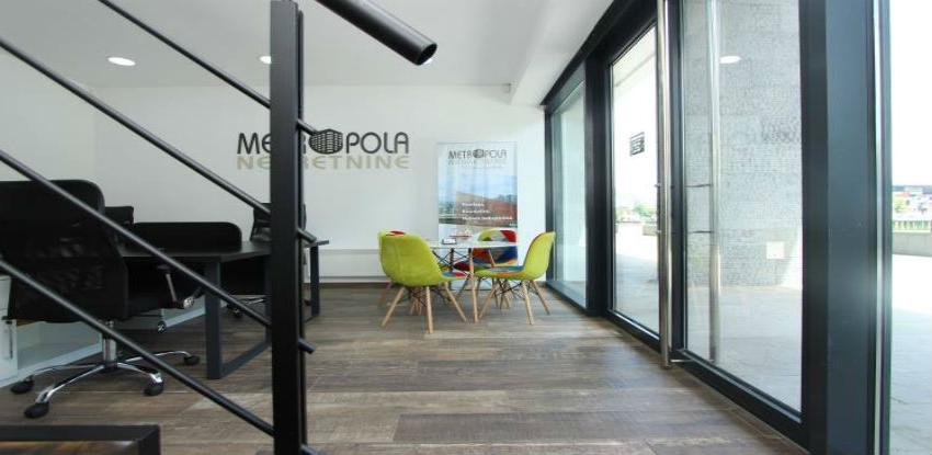 Metropola nekretnine tim sa iskustvom u oblasti prometa nekretninama