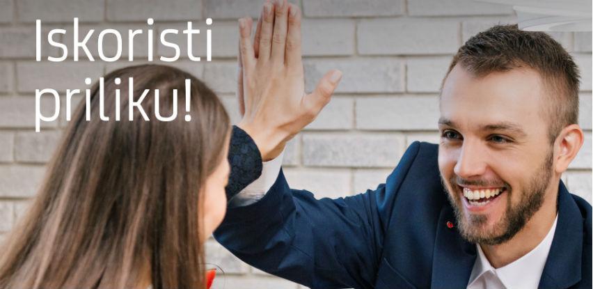 Iskoristi priliku za ljetnu praksu u UniCredit Banku