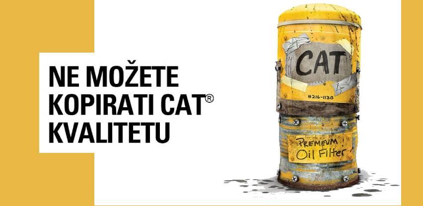 Rezervni dijelovi i servis za vaše CAT® strojeve