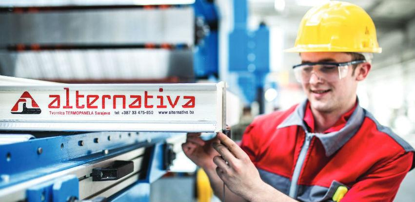 Alternativa trapezni limovi pouzdan proizvod za pokrivanje i oblaganje objekata