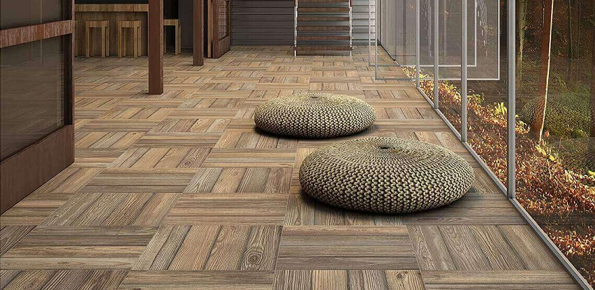 Kako odabrati keramiku za uređenje terase? (Foto)