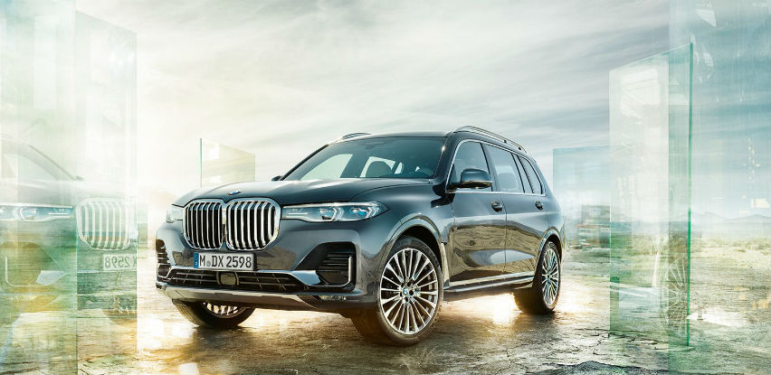 BMW X7 zrači čistom snagom i autoritetom