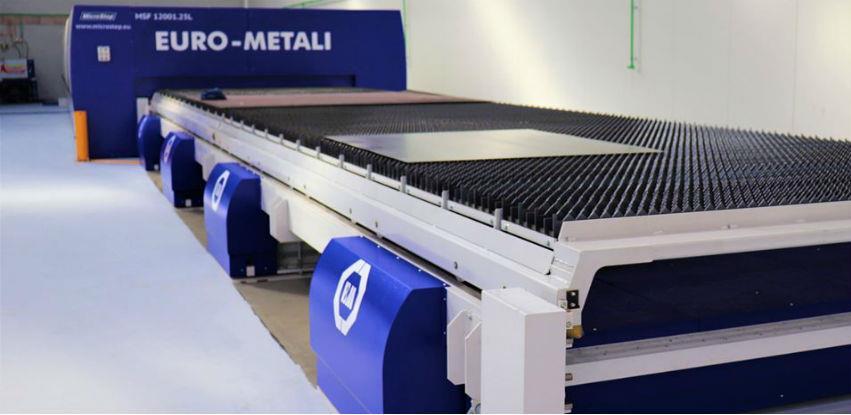 Euro Metali regionalni lider u ponudi i distribuciji metala
