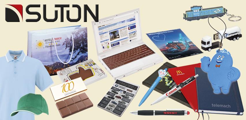 Suton vam predstavlja novi katalog reklamnog materijala sa odabranim artiklima