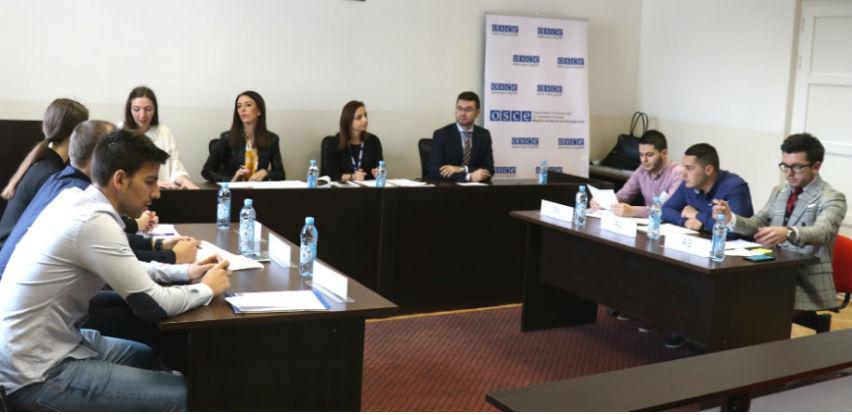 OSCE podržao debatno natjecanje univerziteta u Bosni i Hercegovini