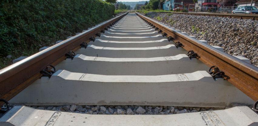 Novo u ponudi firme Babić Jablanica betonski pragovi za željezničke pruge