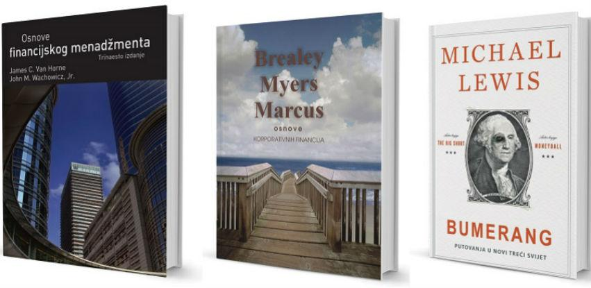 Naklada Mate: Komplet knjiga iz financija